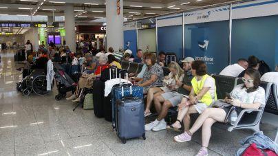 Cancelados 16 vuelos de Thomas Cook para hoy en Mallorca