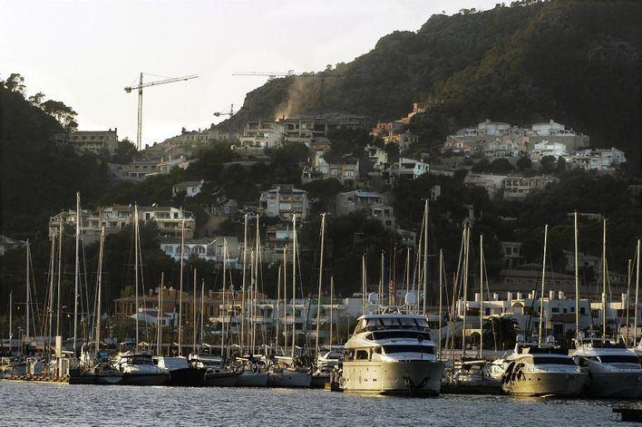 Los titulares de amarre de cinco puertos de Mallorca deben renovarlo antes de final de año
