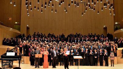Palma se llena de música con el XIX Encuentro de coros de Colegios de abogados de España