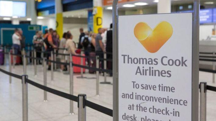 Cancelan otros 18 vuelos en Baleares por la quiebra Thomas Cook