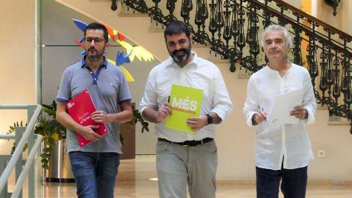 PSIB, Podem y Més quieren declarar la emergencia climática en Baleares