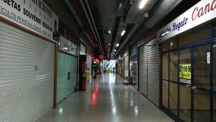 Las galerías de la Plaza Mayor abren una batería de demandas judiciales contra Cort