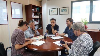 Calvià firmará un convenio con el Govern para limpiar los torrentes