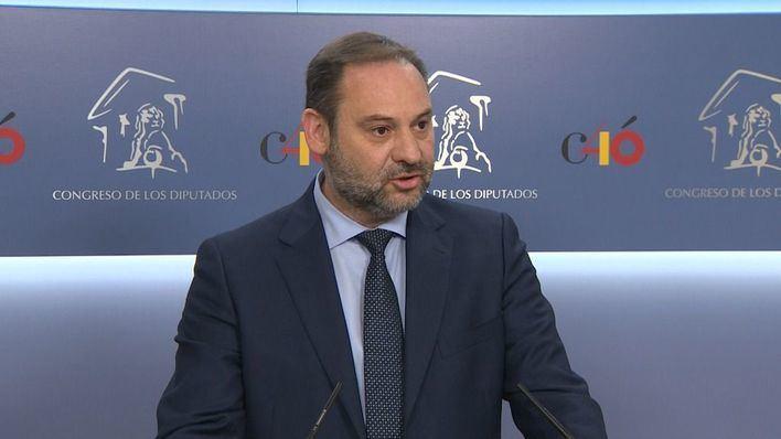 Ábalos: 'plantean dudas sobre el descuento aéreo quienes quieren usarlo electoralmente'
