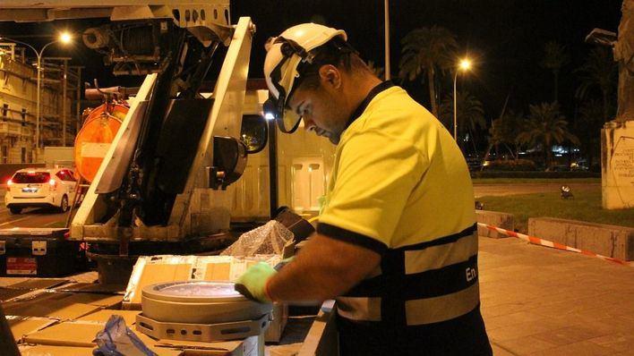 Palma evita la emisión de 288,76 toneladas de CO2 en 2019 instalando 3.501 luminarias Led