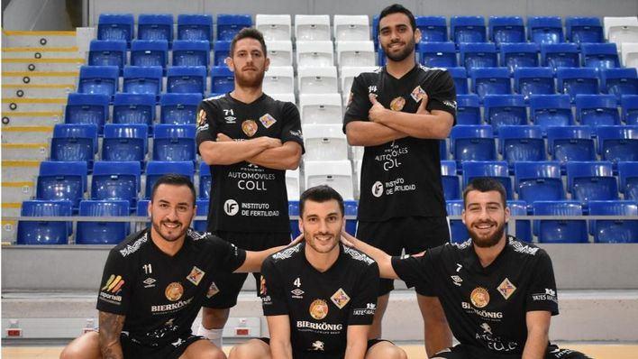 El Palma Futsal necesita conseguir sus primeros puntos contra el Viña Albali Valdepeñas