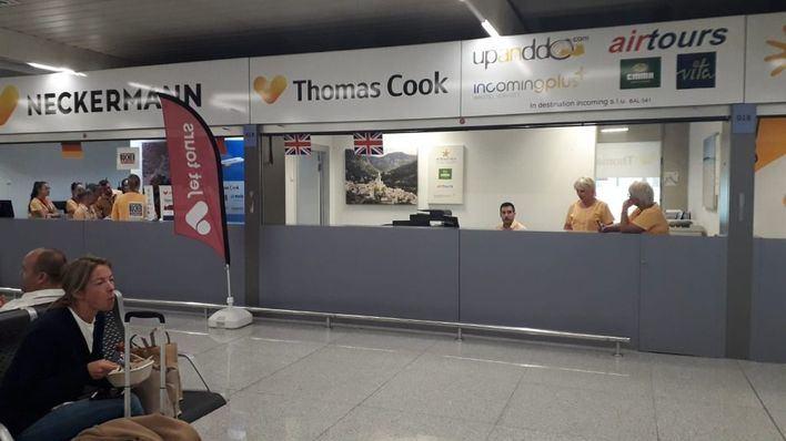 El seguro pagará el 50 por ciento de las cuentas pendientes de Thomas Cook Alemania