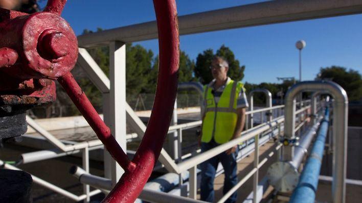 Calvià 2000 aumenta un 33 por ciento el agua tratada en terciario