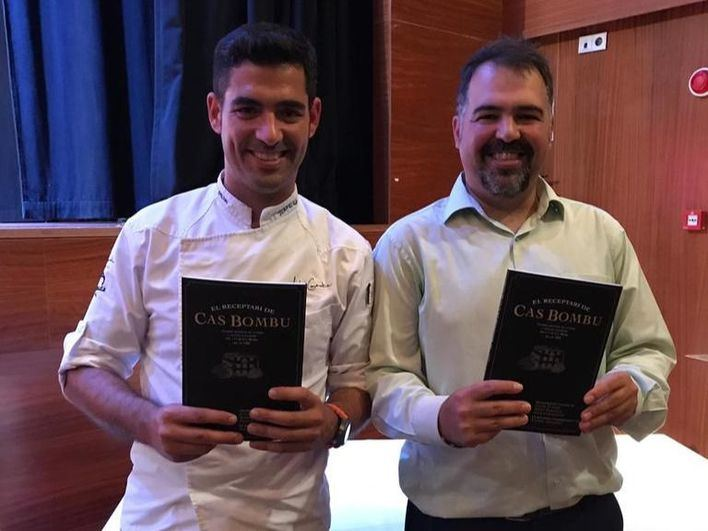Andreu Genestra reinterpreta recetas emblemáticas de Cas Bombu