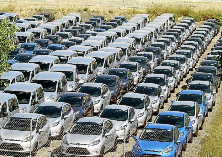 Aneval pide que el IVA del 'rent a car' se equipare al resto de actividades turísticas