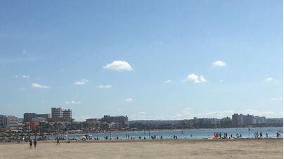 Temperaturas estables y cielos despejados en Baleares