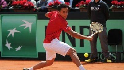 Almagro agradece haber coincidido con grandes del tenis liderados por Nadal y Federer