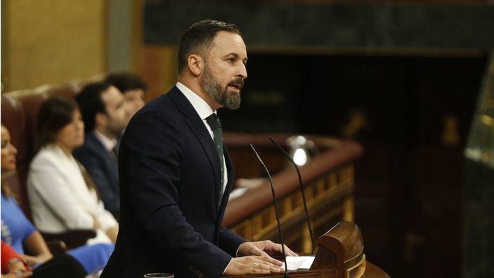 Abascal pide la detención de Torra: 'Estamos ante una Generalitat en absoluta rebeldía'