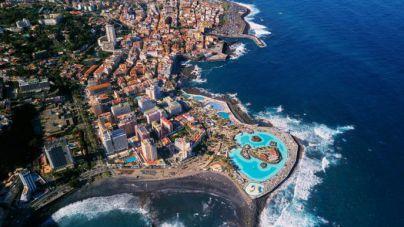 Un apagón general deja sin luz a toda la isla de Tenerife