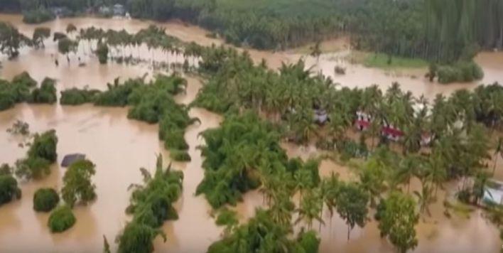 Las lluvias del monzón dejan 120 muertos en India