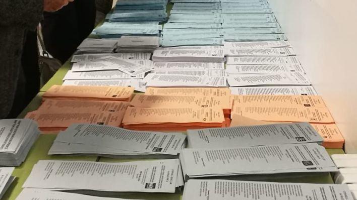 Finaliza el plazo para formalizar coaliciones para las elecciones del 10N