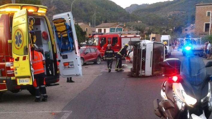 Aumenta un 42 por ciento el número de accidentes mortales en las zonas urbanas