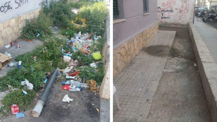 Emaya retira 11 toneladas de basura de Camp Redó