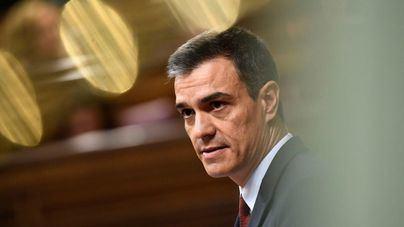 Pedro Sánchez avisa de que el artículo 155 se puede aplicar con un Gobierno en funciones