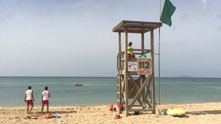 Baleares suma cinco fallecidos por ahogamiento en septiembre
