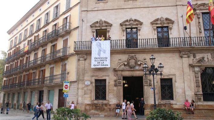 Palma celebra el día Internacional de la Gent Gran