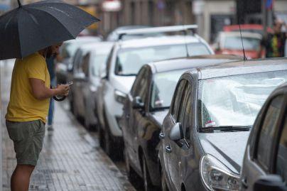 Cambio de tiempo este miércoles en Mallorca: lluvia y caída del termómetro