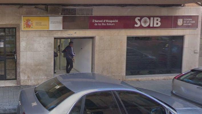 El paro cae en Baleares un 0,9 por ciento en un año y se sitúa en 40.377 desempleados