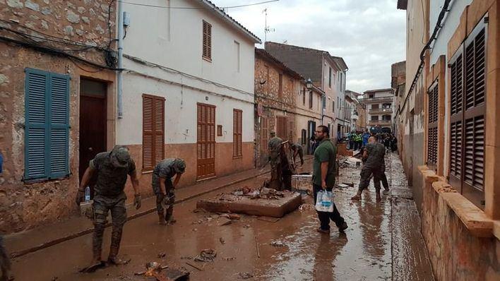 Mallorca solicita al Gobierno 11,7 millones en ayudas por las inundaciones de Llevant