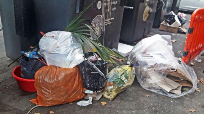 Identifican a 300 personas por depositar de forma incorrecta la basura en Felanitx