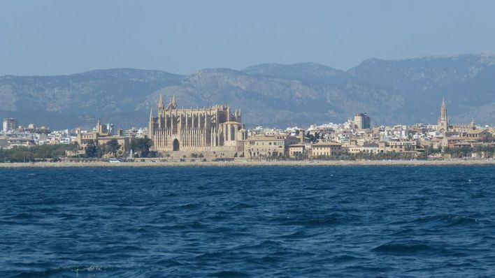 Mejora el tiempo, aunque puede llover en Mallorca