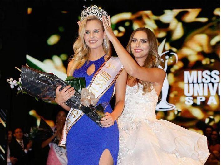 Miss Universe Spain 2019 elige la clínica mallorquina Smile Studio para perfeccionar su sonrisa
