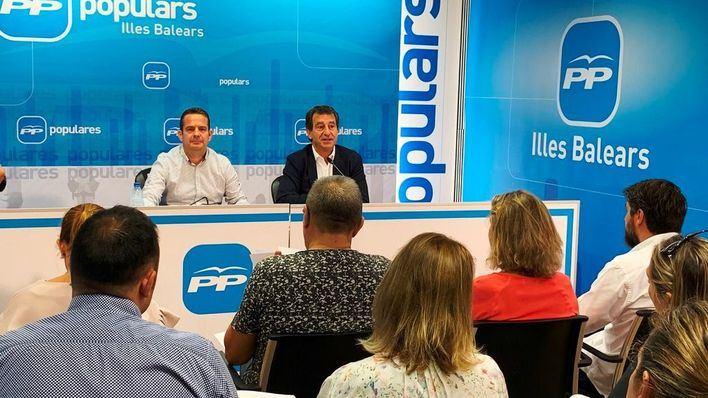 Company propone suspender temporalmente la ecotasa para 'ayudar a la competitividad de Baleares'