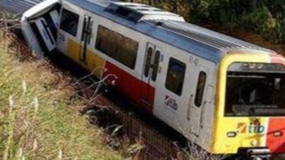 Juzgan a siete acusados por el descarrilamiento del tren en Sineu en 2010