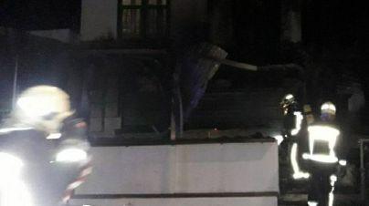 Fallece una persona en el incendio de una vivienda en Moscari