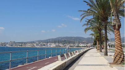 Intervalos nubosos y posibilidad de algún chubasco ocasional este domingo en Baleares