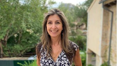 Joana María Borrás presenta su libro