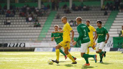 Contundente victoria del Atlético Baleares en Ferrol