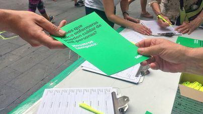 15.557 baleares firman para que el Congreso debata la Ley de Seguridad del Paciente