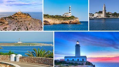 Diez faros de Baleares que cautivan a los turistas