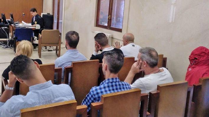 Un acusado de vender marihuana en Ibiza: