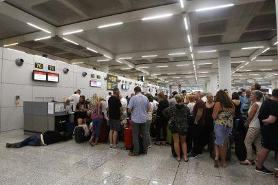 33.400 turistas fueron repatriados desde España en 177 vuelos tras la quiebra de Thomas Cook