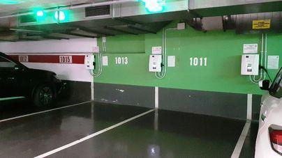 Palma suma nueve puntos de recarga para vehículos eléctricos