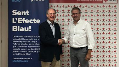 Hidrobal dona un euro a la Cruz Roja por cada usuario que pida la correspondencia digital