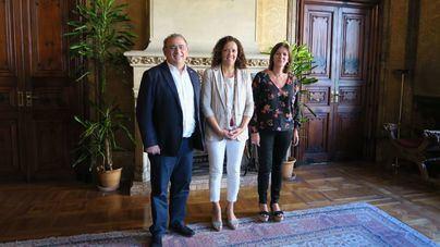 La nueva ITV de Calvià marca la reunión entre Rodríguez Badal y Cladera