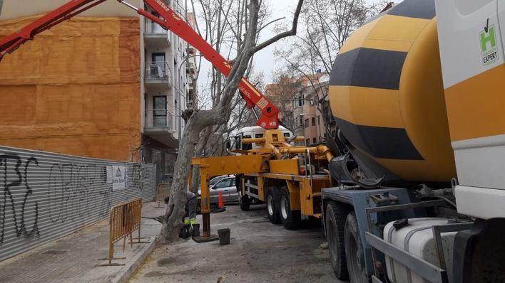 Baleares lidera la creación de empleo en el sector de la construcción