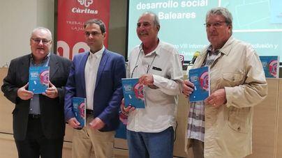 243.000 personas se encuentran en situación de exclusión social en Baleares