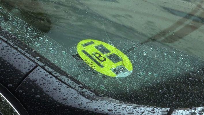 El 26,2 por ciento de los coches en Baleares no tienen distintivo medioambiental