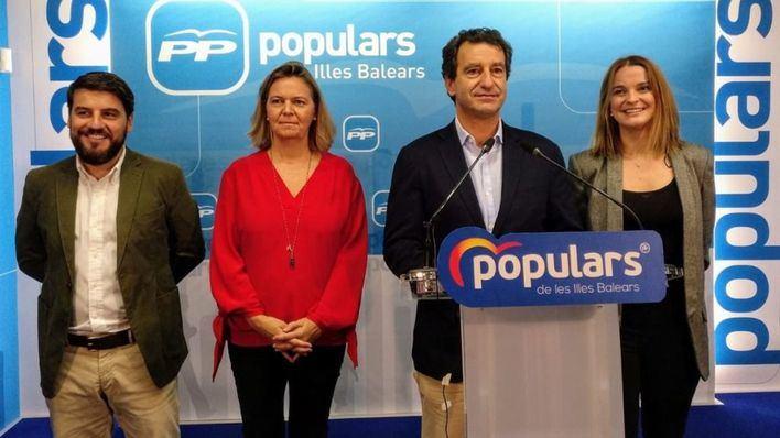 Prohens: 'El 10N es una oportunidad para desbloquear lo provocado por el egoísmo de Sánchez'