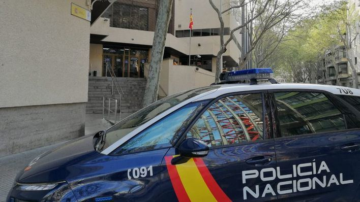 Una madre intenta tirarse al vacío tras perder la custodia de su hija en Palma