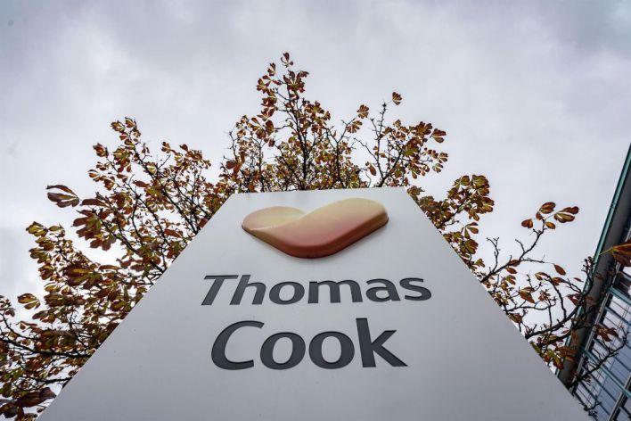 La filial alemana de Thomas Cook cancela sus viajes hasta finales de año